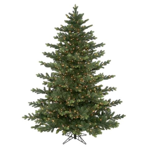 7 5 english spruce artificial christmas tree