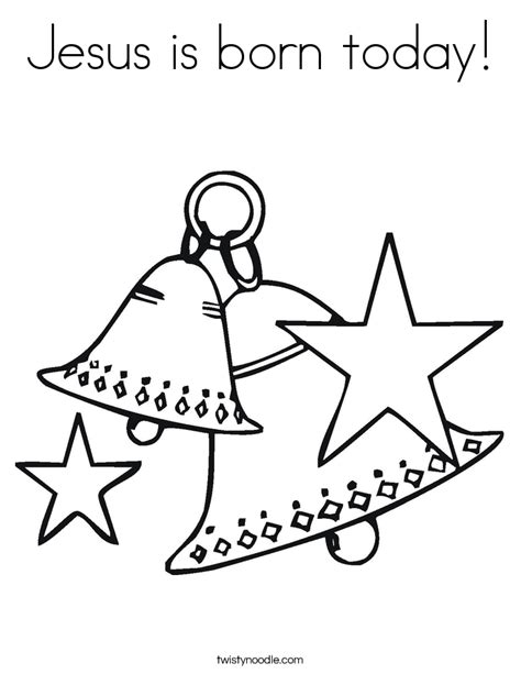 jesus is born nativity coloring page the birth of jesus coloring page coloring home