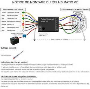 notice de montage du relais matic v7 jaccroche com