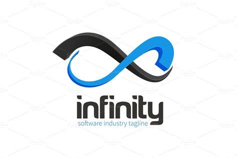 infinity s infinity logo logo templates on creative market