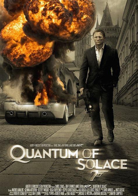 quantum of solace streaming film per tutti quarto potere locandina