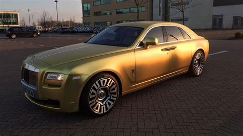 rolls royce gold 100 rolls royce phantom gold a001aa199 the