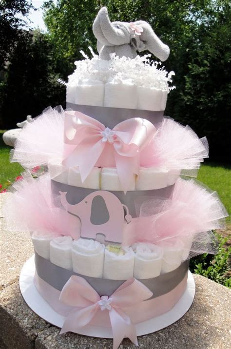 elephant diaper cake pictures photos and images for