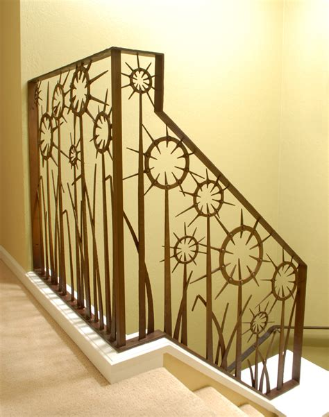 Railings And Banisters Dandelions Railing Daniel Hopper Design