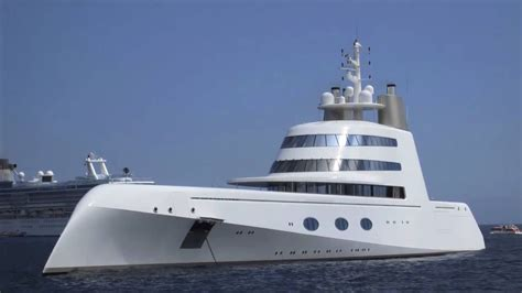 russisch zeiljacht 300 million megayacht superyacht quot a quot youtube