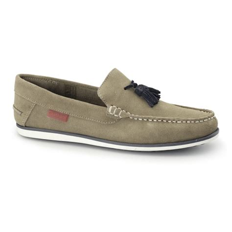 beige suede loafers chatham ambica mens suede leather comfort loafers
