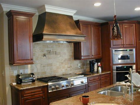 Kitchen Exhaust Hood Design by How To Build A Wood Range Hood Nytexas