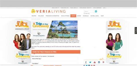 Trip A Day Giveaway - veria com atripaday a trip a day giveaway