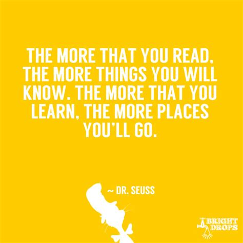 the wonderful things you will be books 37 dr seuss quotes that can change the world bright drops