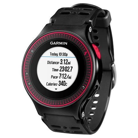 wiggle garmin forerunner 225 gps with integrated