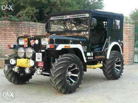 open jeep in dabwali for sale modified open jeep at rs 390000 mandi dabwali