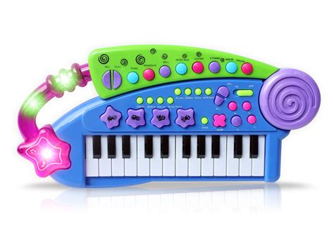 Keyboard And Toys vinsani carry along keyboard children musical