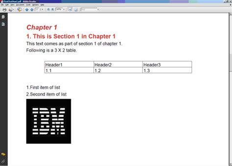 tutorial java itext generate pdf files from java applications dynamically