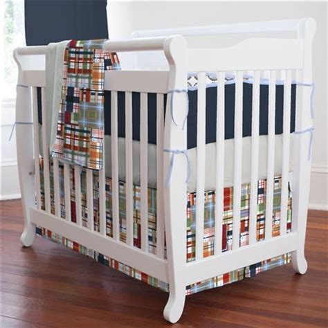 Mini Crib Bedding Sets For Boys 152 Best Boy Nursery Images On Pinterest Pottery Barn Curtain Panels And Big Boy Rooms
