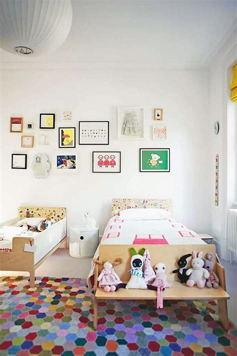 shared childrens bedroom ideas gorgeous shared rooms for kids handmade charlotte