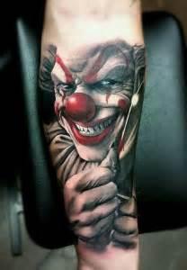 tattoo 3d em curitiba 25 best ideas about clown tattoo on pinterest scary