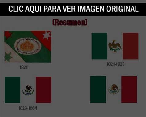 imagenes de las banderas historicas de mexico historia de la bandera mexicana resumen