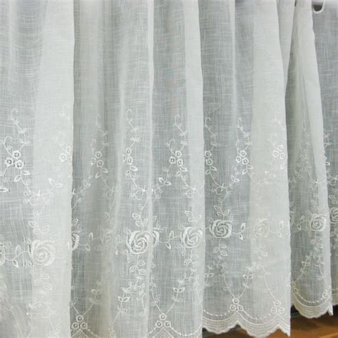 cafe curtain length soraciel rakuten global market nordic pattern floral