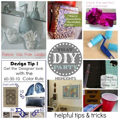 that diy highlights helpful tips tricks diy