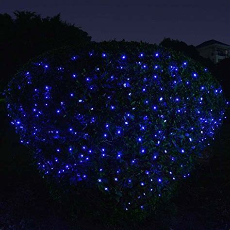 solar powered led string clear lights outdoor waterproof