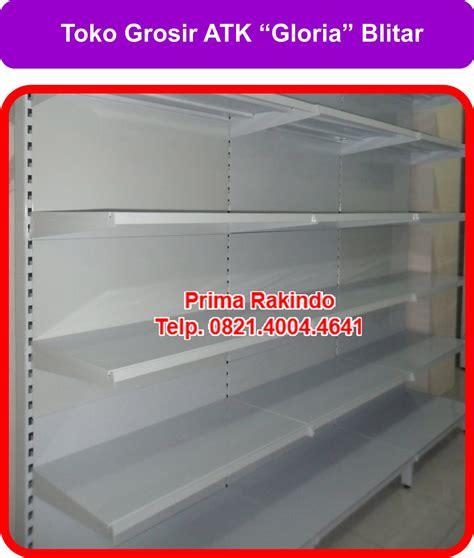 Rak Gondola Single pabrik rak supermarket hubungi 0821 4004 4641