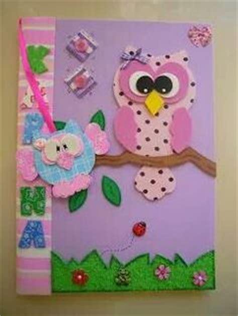 Ideas De Lechuzas Para Carpetas De Nivel Inicial | decoraciones bonitas para hojas de cuadernos buscar con