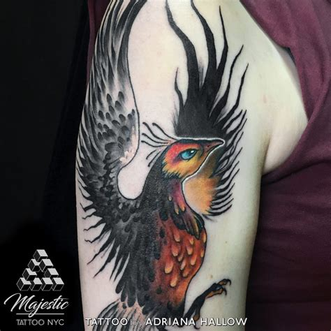majestic tattoo tattoos by hallow majestic nyc