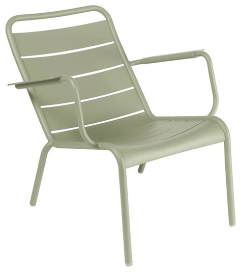 luxembourg lounge chair fermob luxembourg low chair modern outdoor lounge chairs by fermobusa