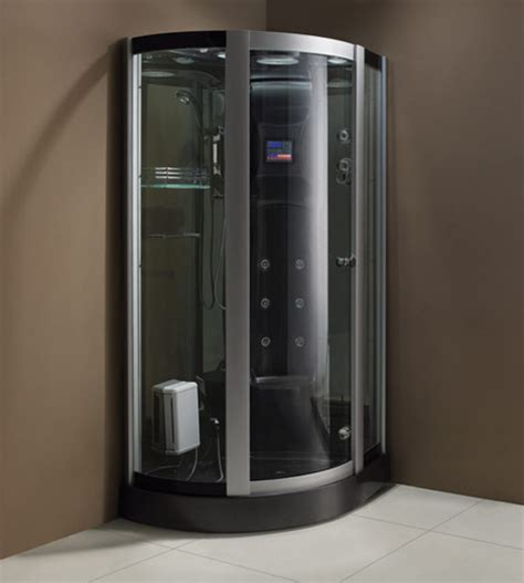 New Steam Shower Cabins From Wellgems Dark Color From Bathroom Shower Cabins