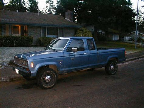1986 Ford Ranger by 1986rangerboy 1986 Ford Ranger Cab Specs Photos