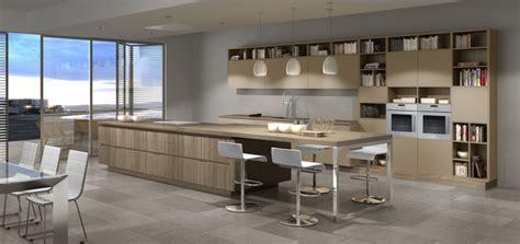 cuisines am駭ag馥s originales deux cuisines design et originales
