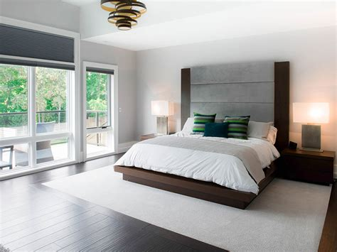 bed with side headboard headboard bed frame and side tables misani custom design