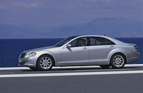 Mercedes S Class 2006 by 2006 Mercedes S Class Pictures Photos Gallery