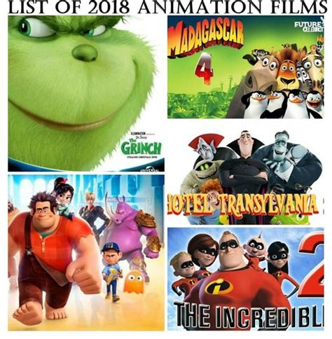 film cartoon wikipedia list of new upcoming animated cartoon movies 2018 releases