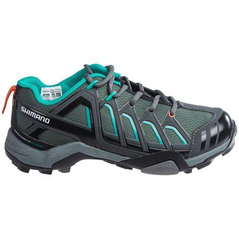 shimano mountain biking shoes shimano wm34 mountain touring cycling shoes for