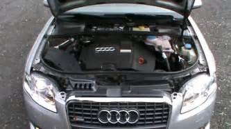 Audi A4 2 0 Tdi Turbo 2007 Audi A4 2 0 Tdi Dpf S Line Review Start Up Engine