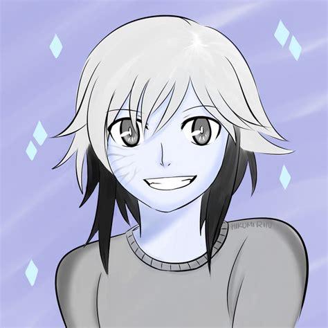 imagenes anime de steven universe steven universe oc howlite anime by hikumirin on deviantart