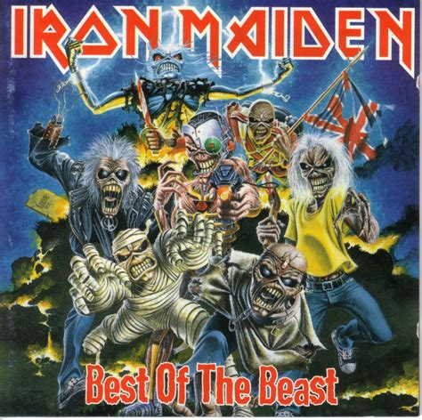 iron maiden best of 23 rock metal album covers that will stun you