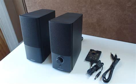 Bose Companion 2 Iii Bose Companion 2 Series Iii Computer Speaker Review