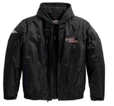 Harley Davidson 3 In 1 Jacket by Harley Davidson Territory 3 In 1 Jacket Versatile