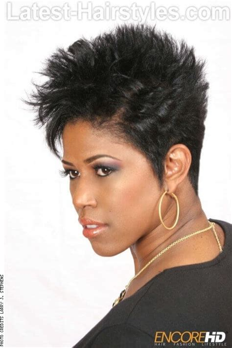 black hairstyles razor cuts 19 black hairstyles for oval faces approved by celebrities