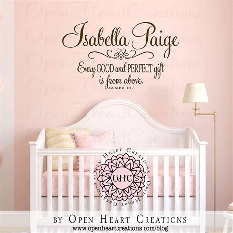 Scripture Wall Decals For Nursery Scripture Wall Decals For Nursery Thenurseries