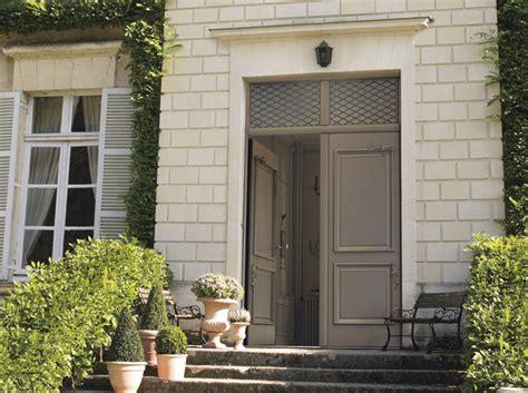 Grange Cocooning by D 233 Finir Le Style De Sa Porte D Entr 233 E Maison Travaux