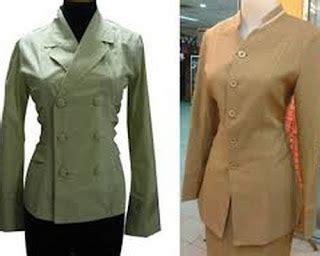 model baju dinas untuk pns foto model baju dinas pns perawat kantor pemda guru wanita