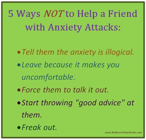how to help a with anxiety friends ts parents