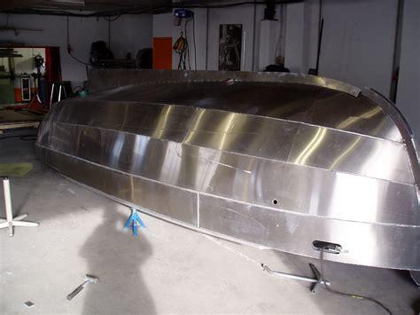 onderhoud aluminium boot aluminium boten vtm metaalbewerking