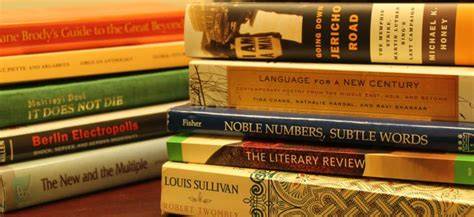 A Degree In Lit by New York Literature Review