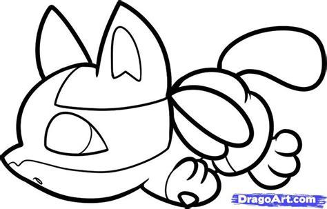 chibi pokemon coloring pages google search chibi