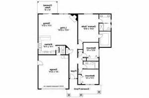 Floor Plans With Photos Craftsman House Plans Logan 30 720 Associated Designs