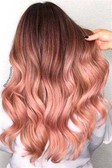 hair color gold 50 irresistible gold hair color looks for 2019